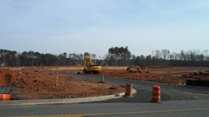 New Home Subdivision in Pope High District